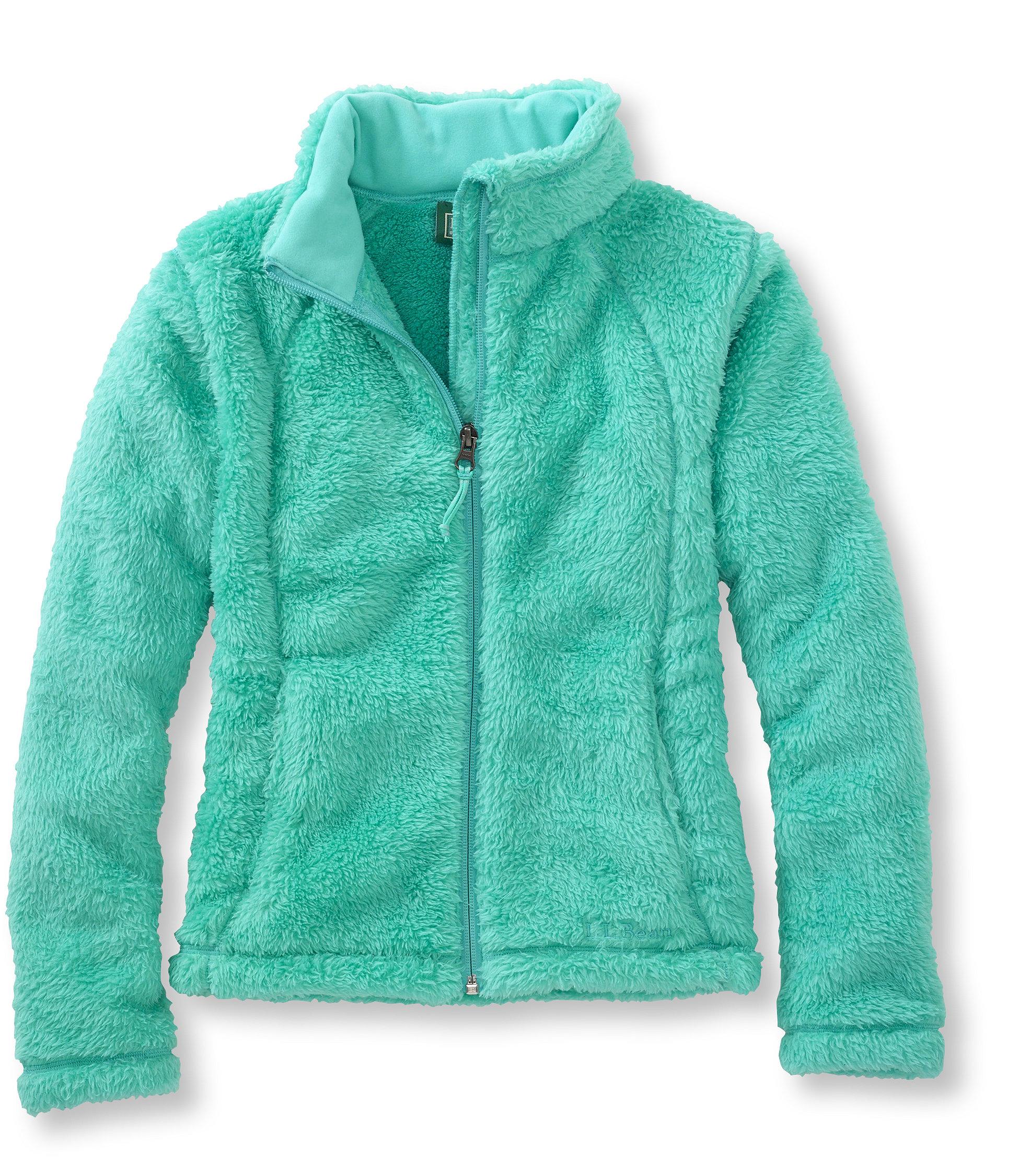 photo: L.L.Bean High-Pile Fleece fleece jacket