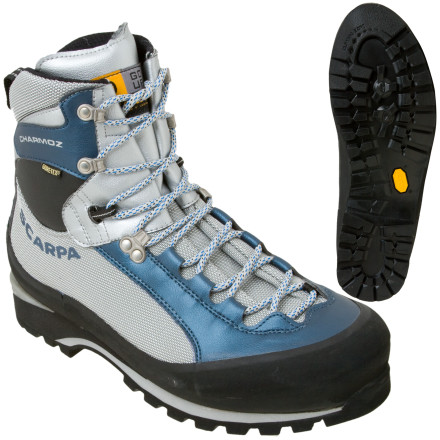 photo: Scarpa Men's Charmoz GTX mountaineering boot