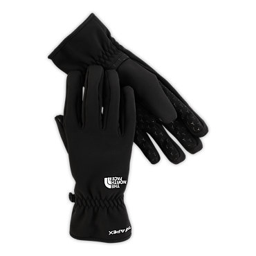 photo: The North Face TNF Apex Glove soft shell glove/mitten
