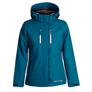 photo:   Free Country Peak 3-in-1 Systems Jacket component (3-in-1) jacket