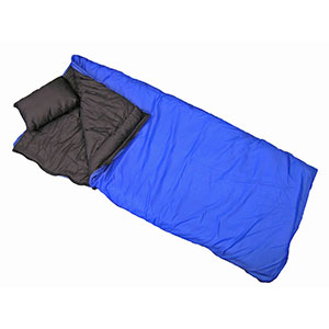 photo: Wiggy's Sleeping Bag 3-season synthetic sleeping bag