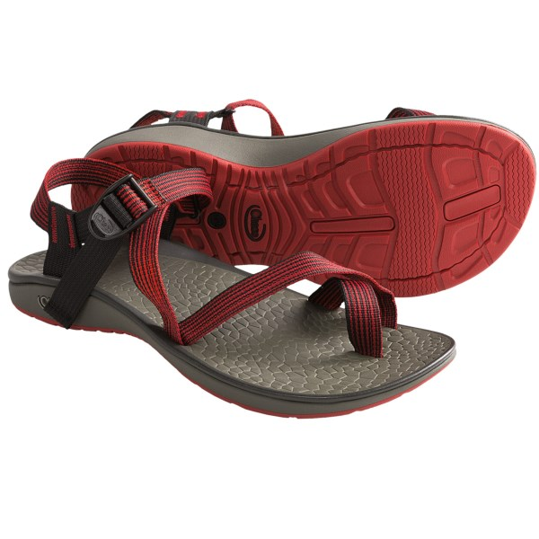 photo: Chaco Rex sport sandal