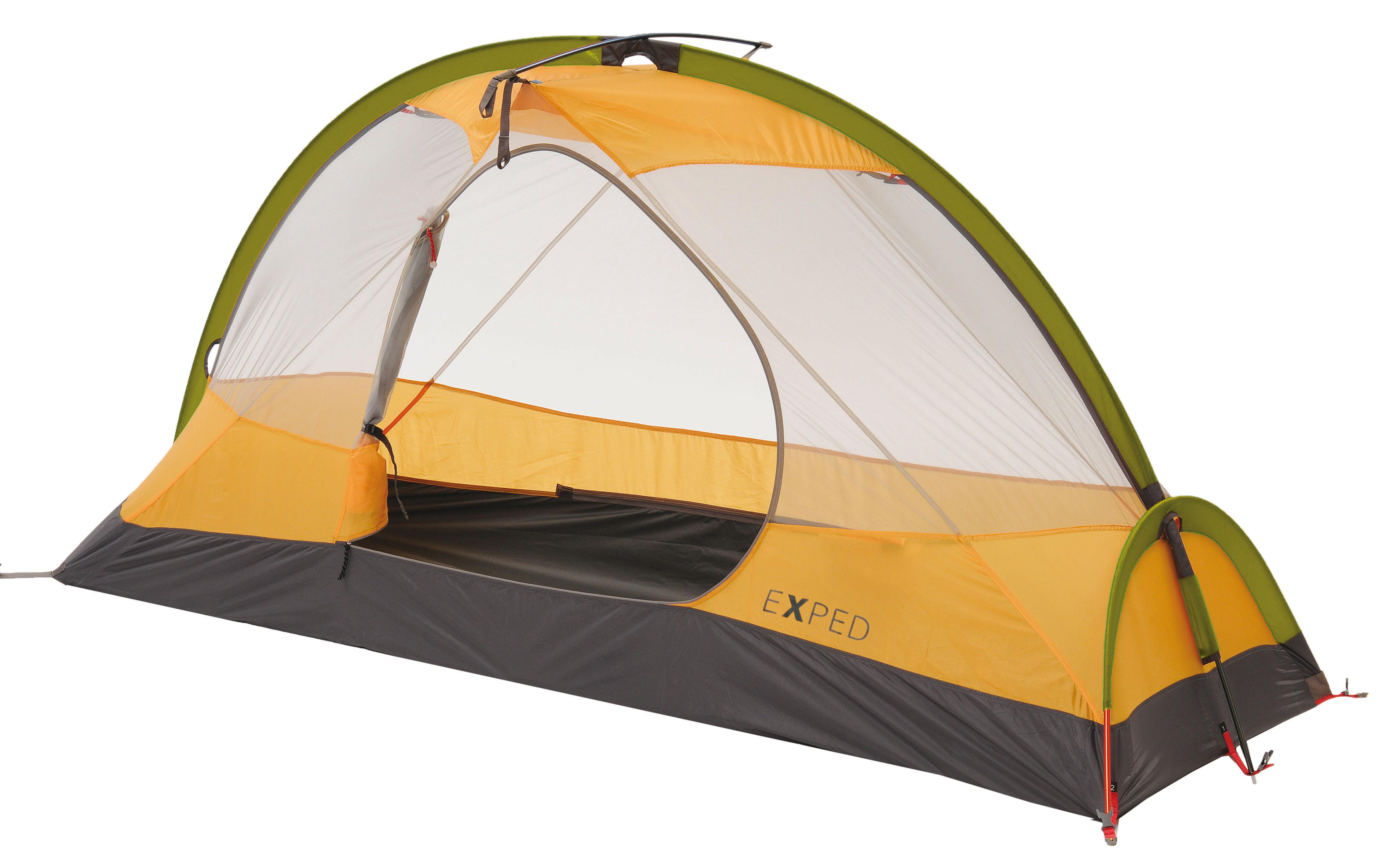 photo: Exped Mira I HyperLite three-season tent