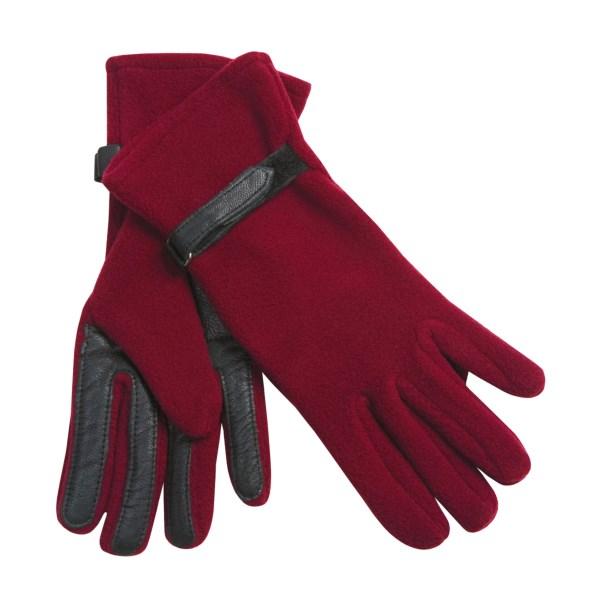 photo: Auclair Microfleece Glove fleece glove/mitten
