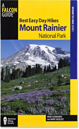 photo: Falcon Guides Best Easy Day Hikes - Mt. Rainier us pacific states guidebook