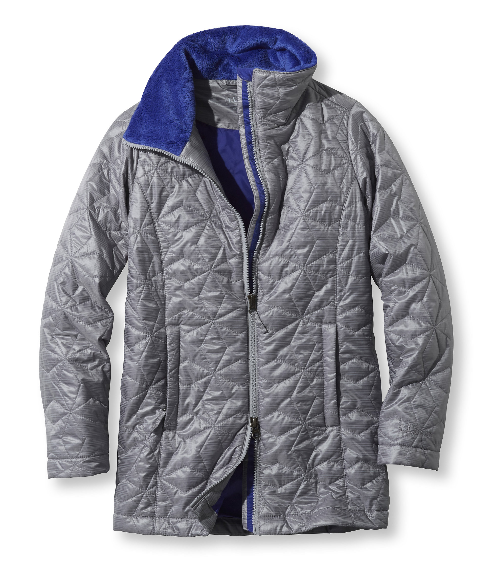 photo: L.L.Bean Puff-n-Stuff Coat synthetic insulated jacket