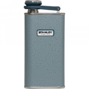 photo of a Stanley water bottle