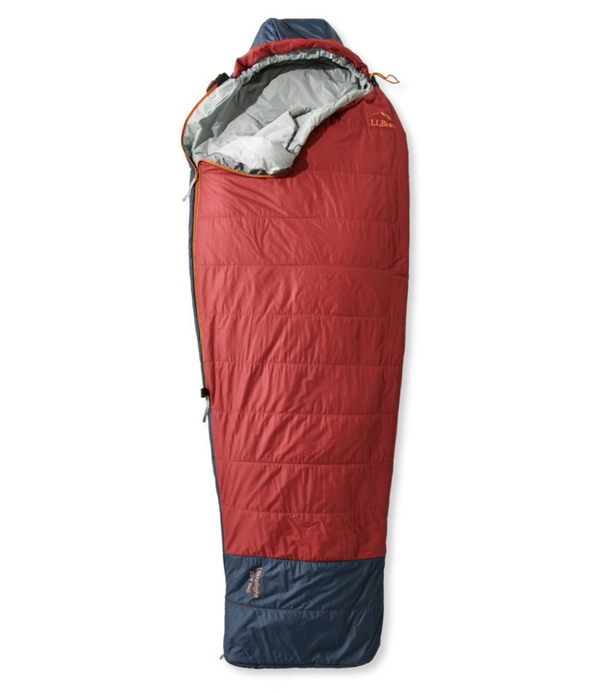 L.L.Bean Ultralight Sleeping Bag, 20 Mummy