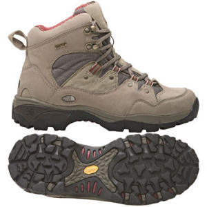 photo: The North Face Women's Conness GTX hiking boot