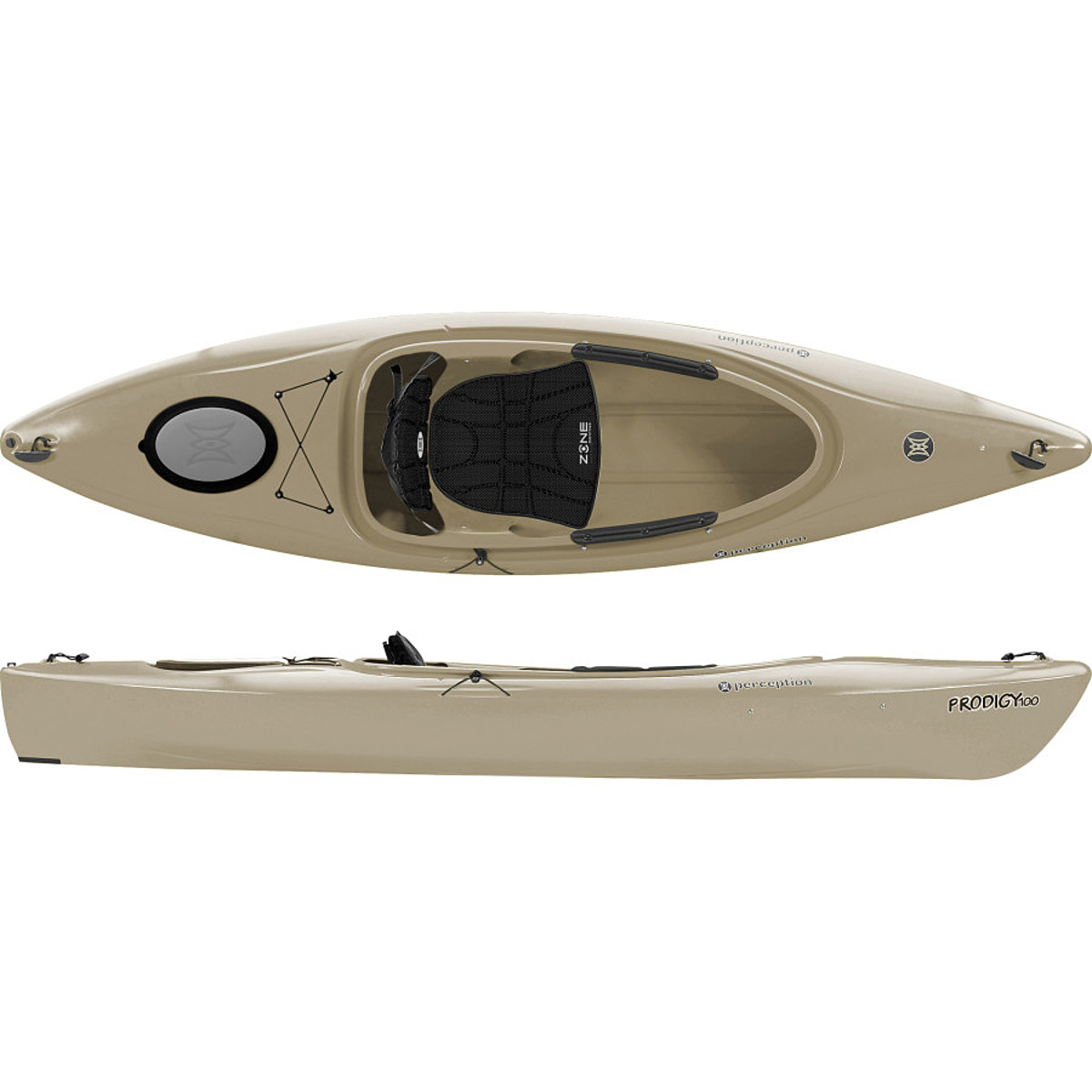 photo: Perception Prodigy 10 recreational kayak