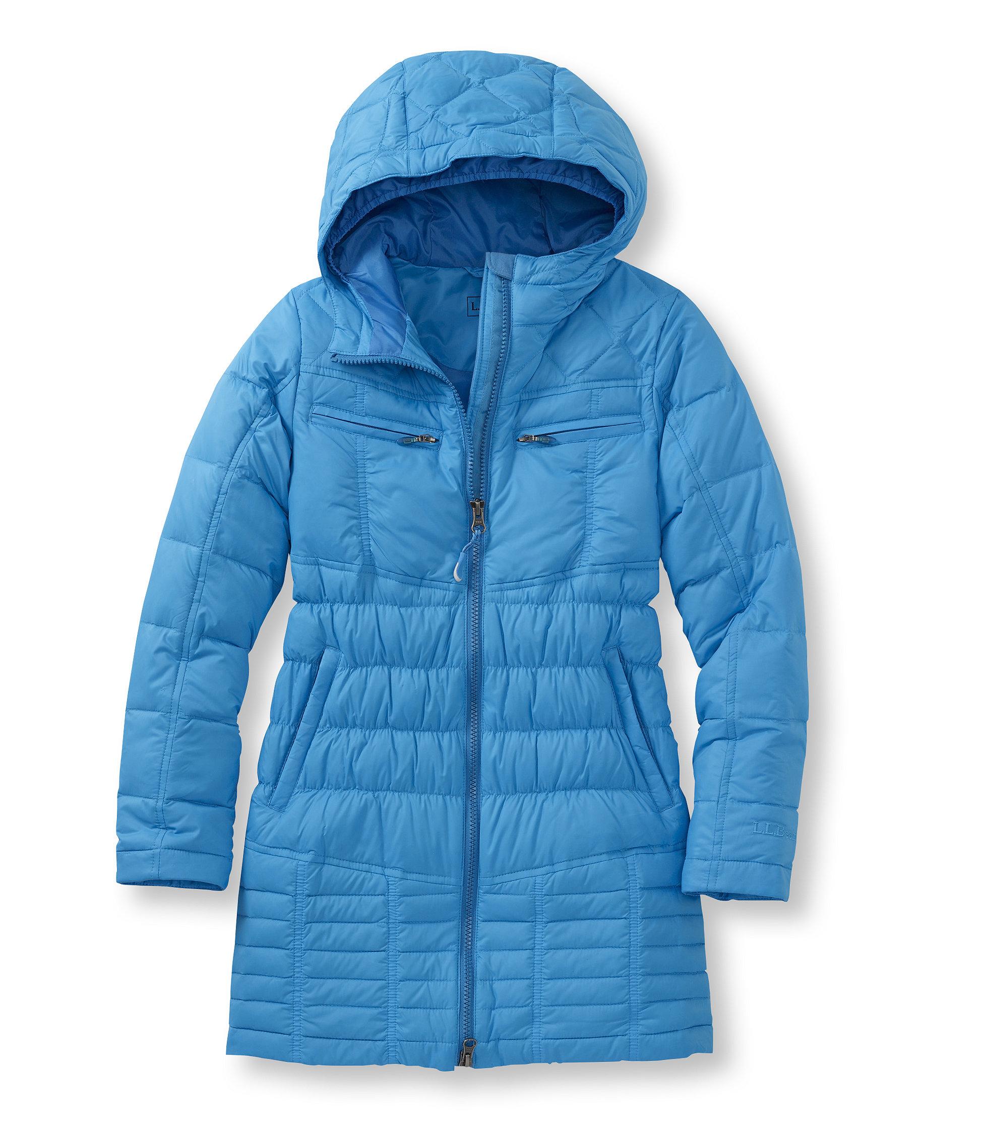 photo: L.L.Bean Scrunch Down Coat down insulated jacket