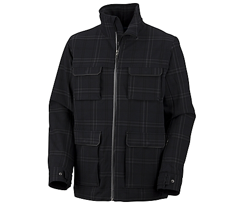 Columbia Dual Commuter Plaid Jacket