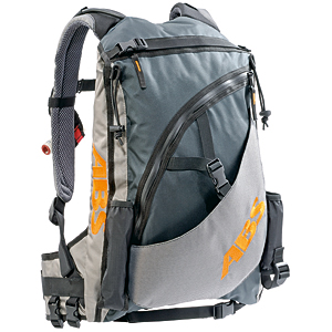 photo: ABS Freeride 4L avalanche airbag pack