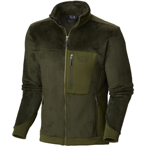 photo: Mountain Hardwear Monkey Man 200 Jacket fleece jacket