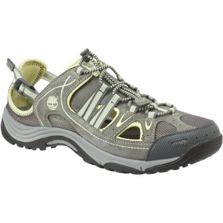 photo: Timberland Ocean Park Lace sport sandal