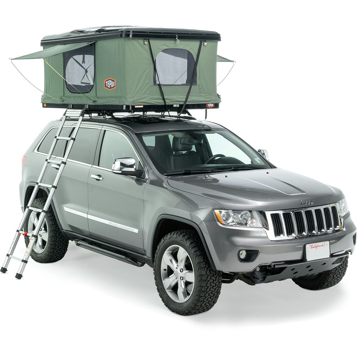 photo: Tepui HyBox roof-top tent