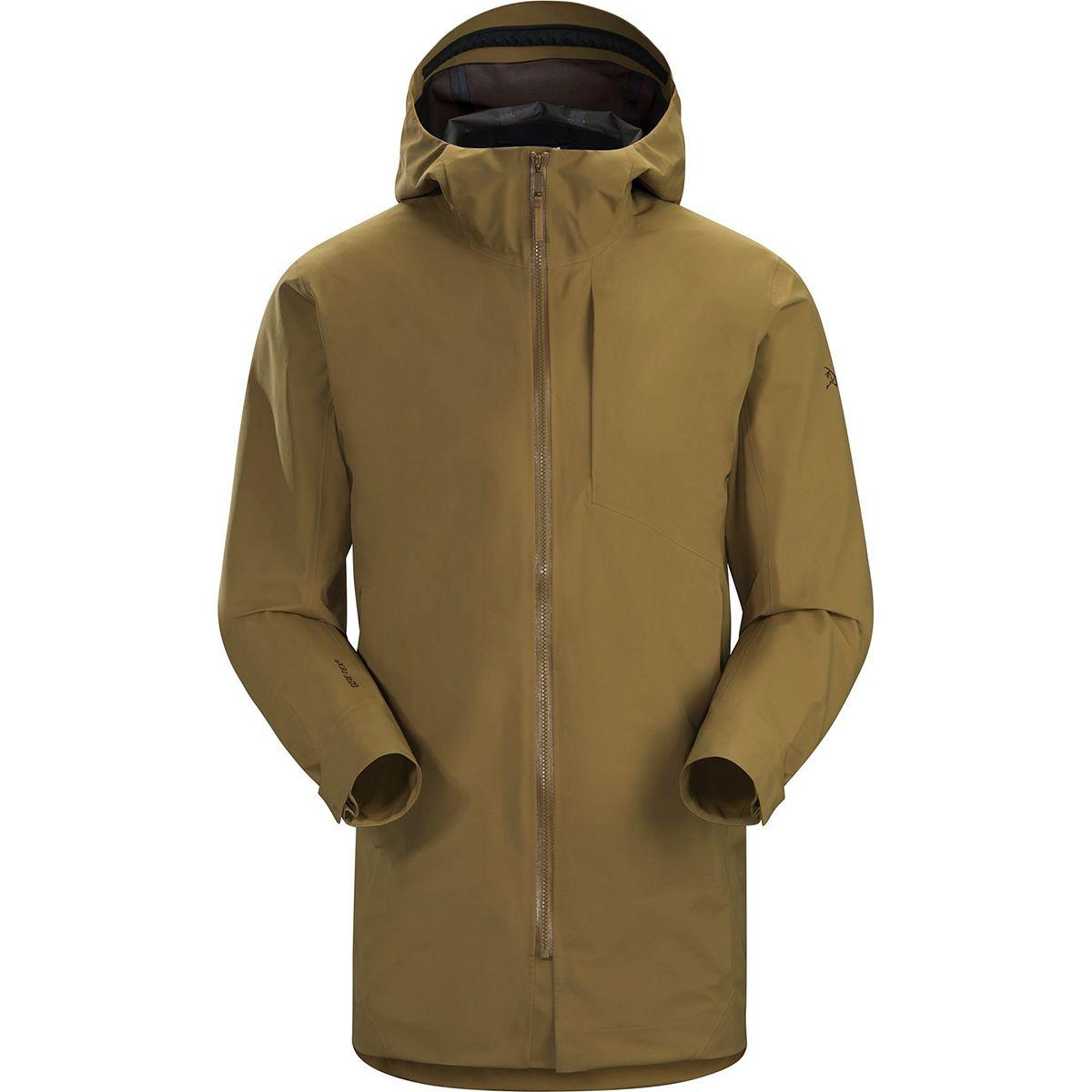 photo: Arc'teryx Sawyer Coat waterproof jacket