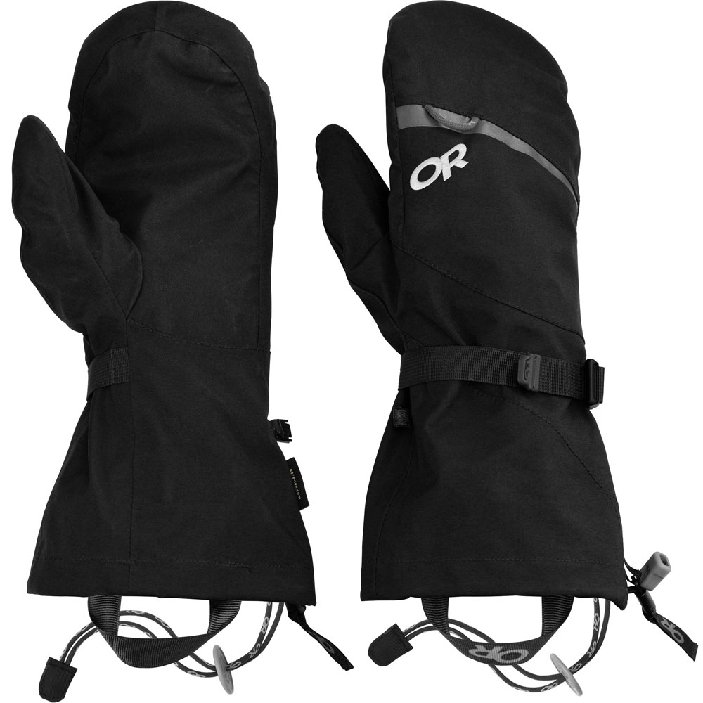 photo: Outdoor Research Mt Baker Modular Mitts insulated glove/mitten