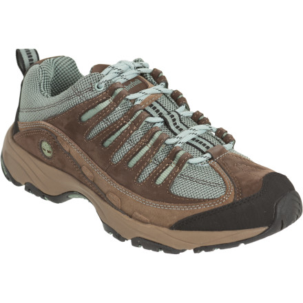 photo: Timberland Men's Trailwind 2.0 Low Leather/Fabric trail shoe