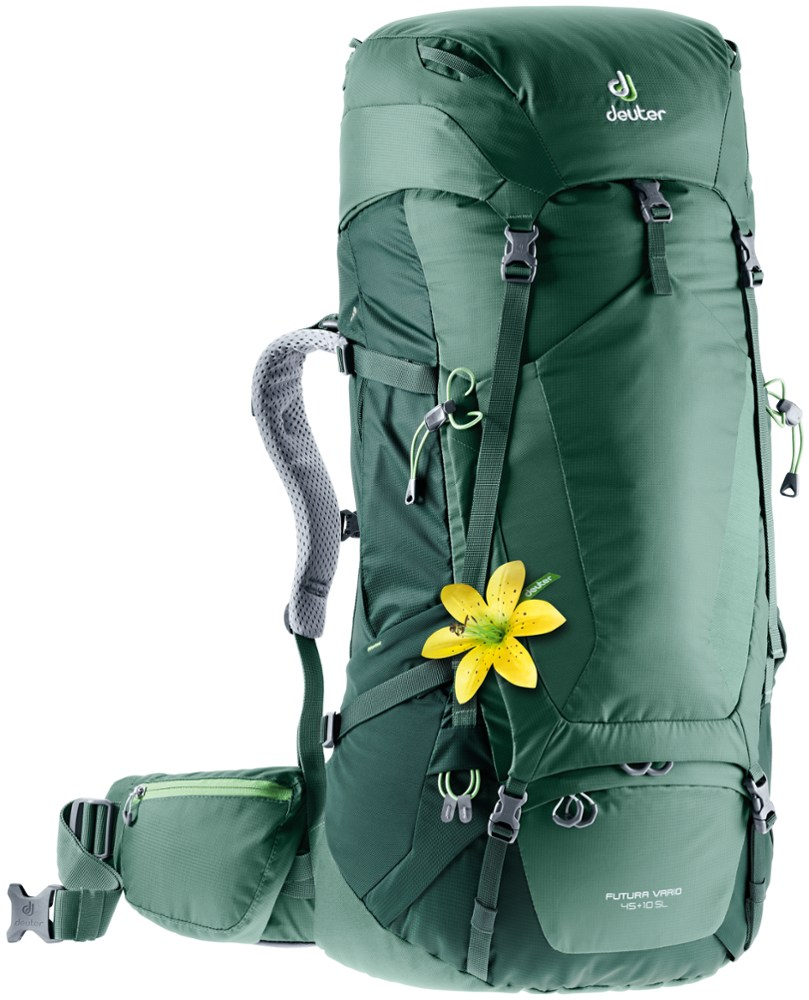 photo: Deuter Futura Vario Pro 45+10 SL overnight pack (35-49l)
