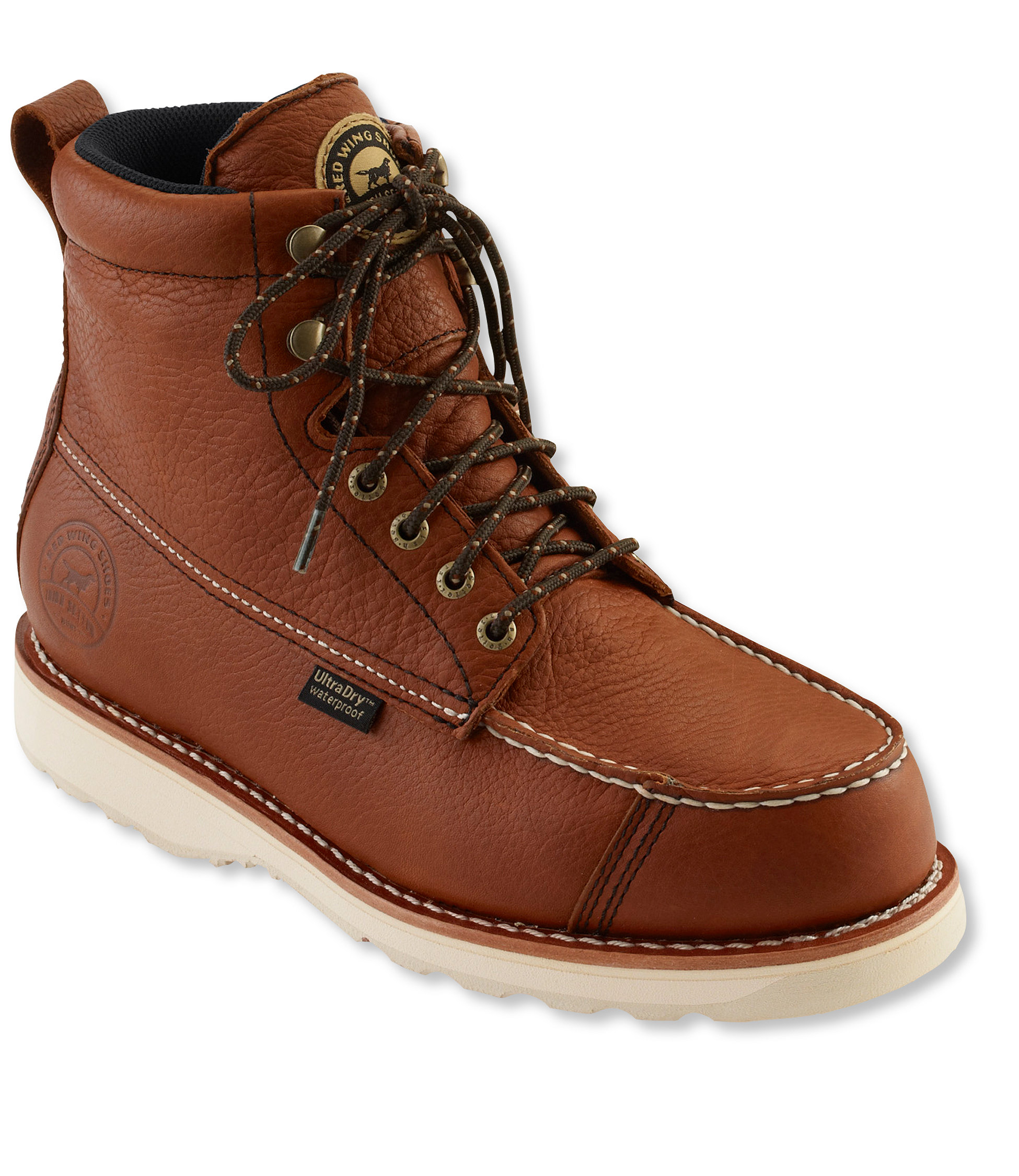 Red Wing Irish Setter