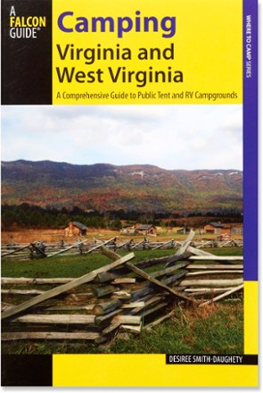 Falcon Guides Camping Virginia and West Virginia