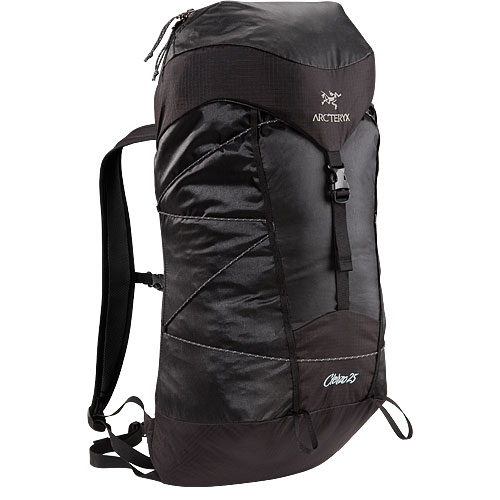 photo: Arc'teryx Cierzo 25 daypack (under 2,000 cu in)