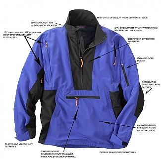 photo: RailRiders WeatherTop wind shirt