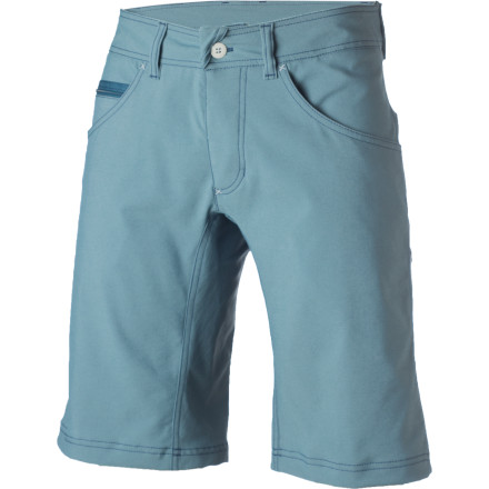 photo: Houdini Action Twill Short hiking short