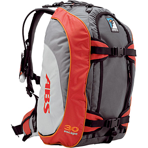 photo: ABS Escape 30 avalanche airbag pack