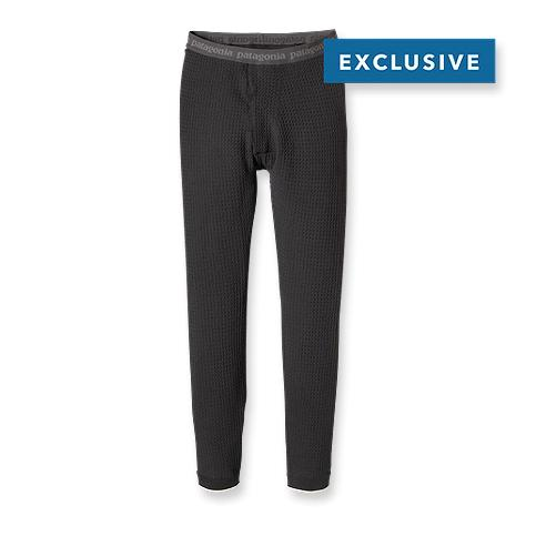photo: Patagonia Women's Merino Air Bottoms base layer bottom