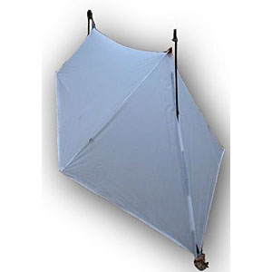 photo of a Gossamer Gear tent/shelter
