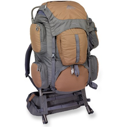 photo: Kelty Trekker 3900 ST external frame backpack