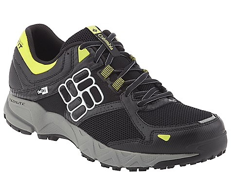 photo: Columbia Women's Ravenous II OutDry trail running shoe