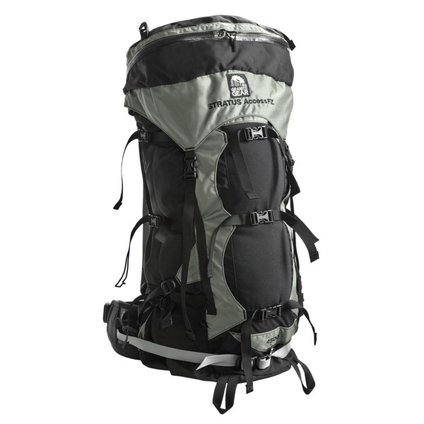 photo: Granite Gear Women's Stratus Access FZ 4500 expedition pack (4,500+ cu in)