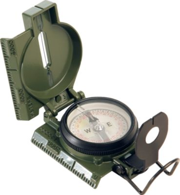 Cammenga Phosphorescent Lensatic Compass 27