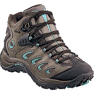 photo: Merrell Women's Reflex Waterproof Mid hiking boot