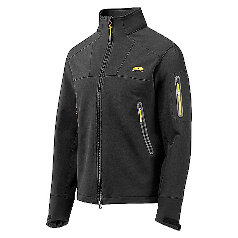 photo: GoLite Wind River Softshell Jacket soft shell jacket