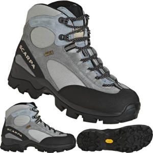 photo: Scarpa Women's ZG 65 XCR hiking boot
