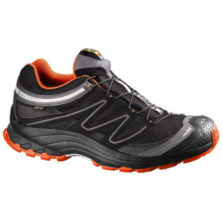 photo: Salomon XA Comp 4 GTX trail running shoe