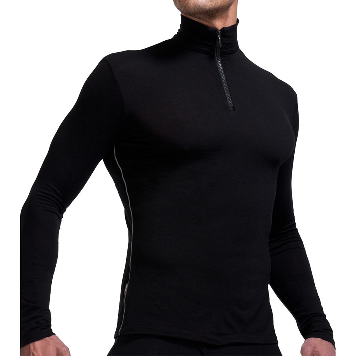 Icebreaker Anatomica Long Sleeve Half Zip