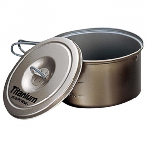 photo: Evernew Ti Non-Stick Pot 1.9L pot/pan