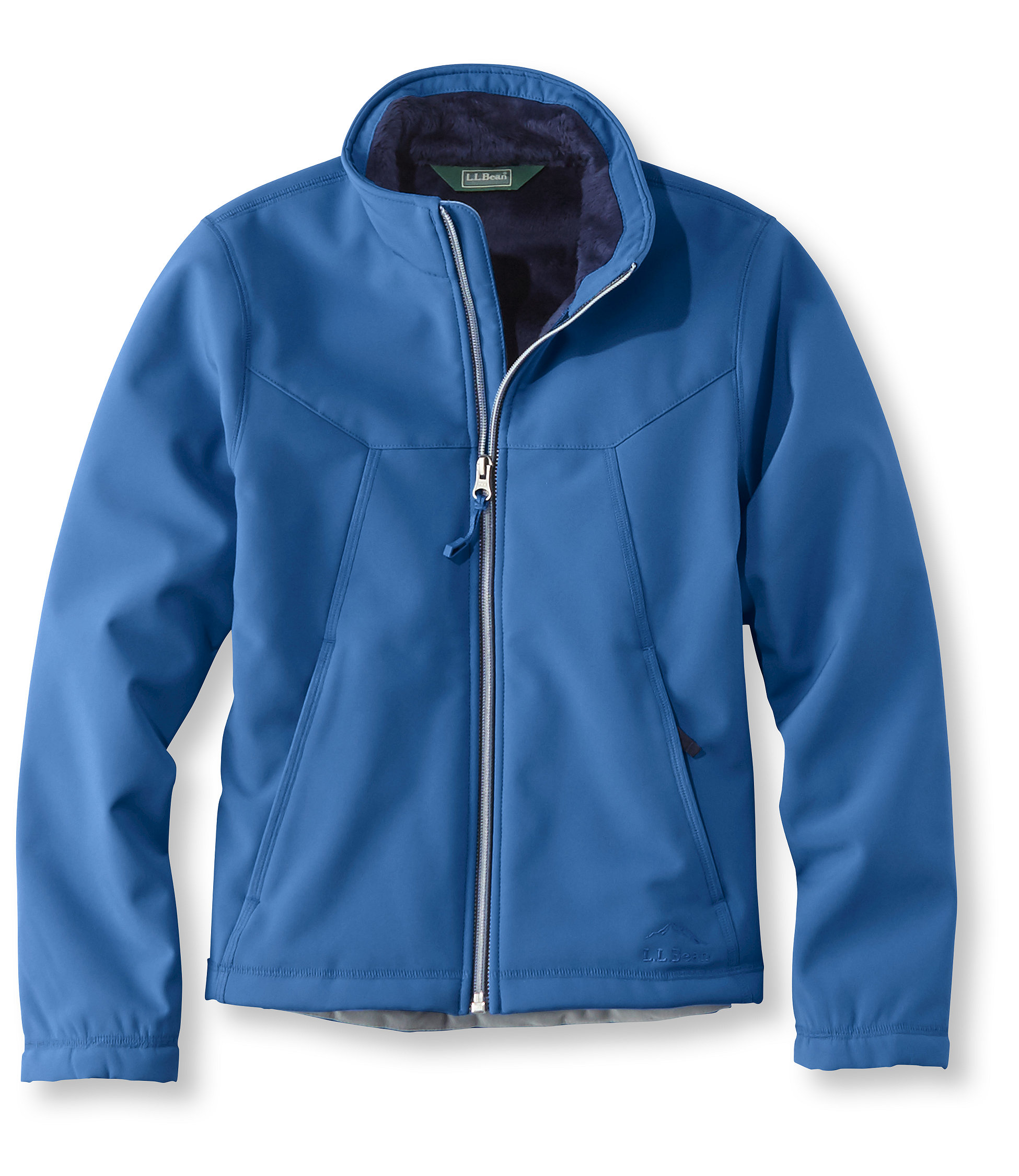 L.L.Bean Wonderfleece Soft-Shell Jacket