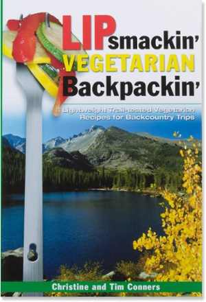 photo: Globe Pequot Lipsmackin' Vegetarian Backpackin' cookbook