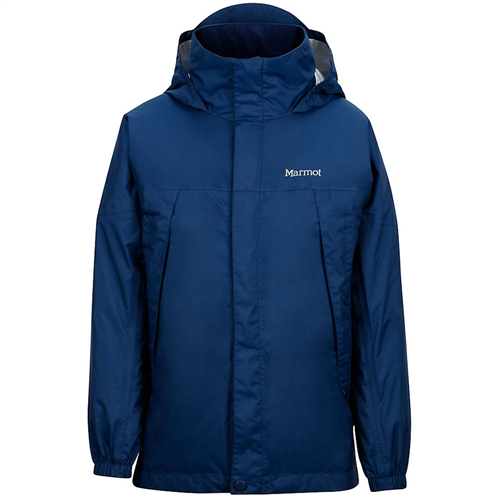 photo: Marmot Boys' PreCip Jacket waterproof jacket
