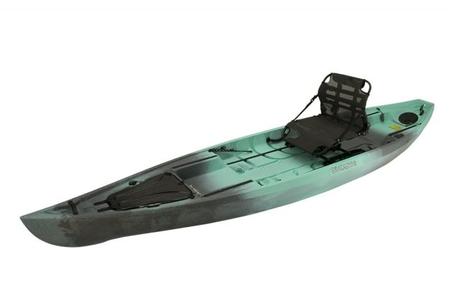 photo: NuCanoe Pursuit sit-on-top kayak