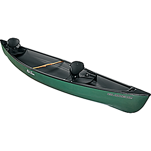 photo: Old Town Guide 160 recreational canoe