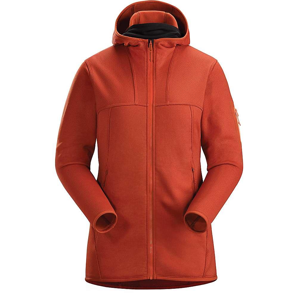 photo: Arc'teryx Women's Fortrez Hoody fleece jacket