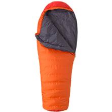 photo: Marmot Rockaway 0 3-season synthetic sleeping bag