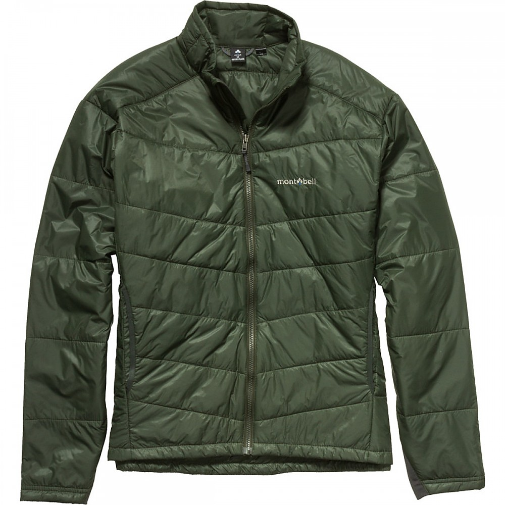 photo: MontBell U.L. Thermawrap Jacket synthetic insulated jacket